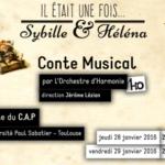 Sybille et Héléna – Université Paul Sabatier