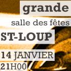 Saint Loup (82) – Grande Salle des Fêtes